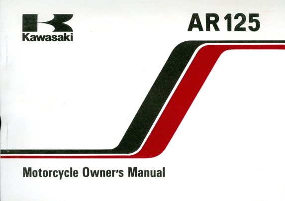 Kawasaki Ar50 Documentation Overview